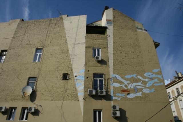 Mural Terazijska kapija