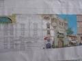 Mural u Skadarliji - skica
