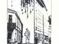 Mural u Rajićevoj - skica
